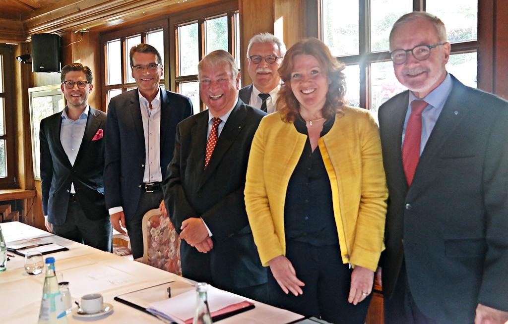 Marienthaler Forum: Wie geht es weiter mit Europa?