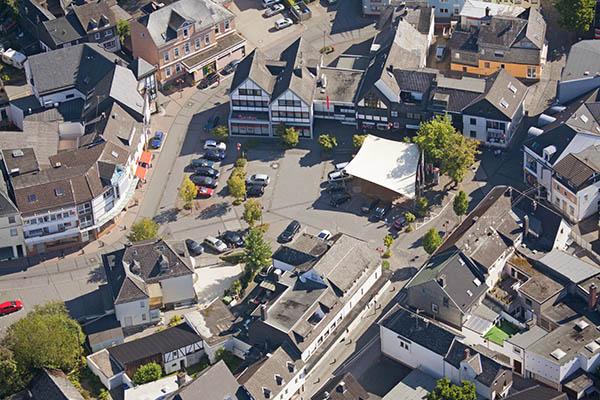 Plus bei der Einwohnerentwicklung in der VG Dierdorf