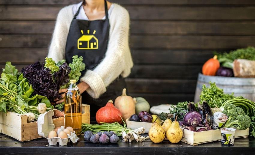 Bald geht es los mit der ersten Verteilung in der Marktschwärmerei in Marienthal (Foto: Marktschwärmer)