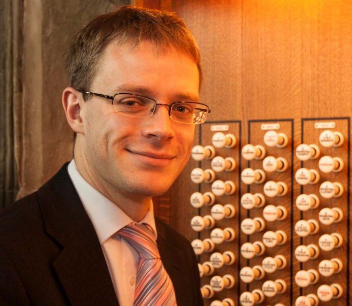 Gackenbacher Orgelkonzerte mit Martyn Rawles