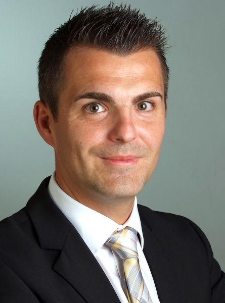 Sebastian Maurer leitet die Commerzbank in Wissen