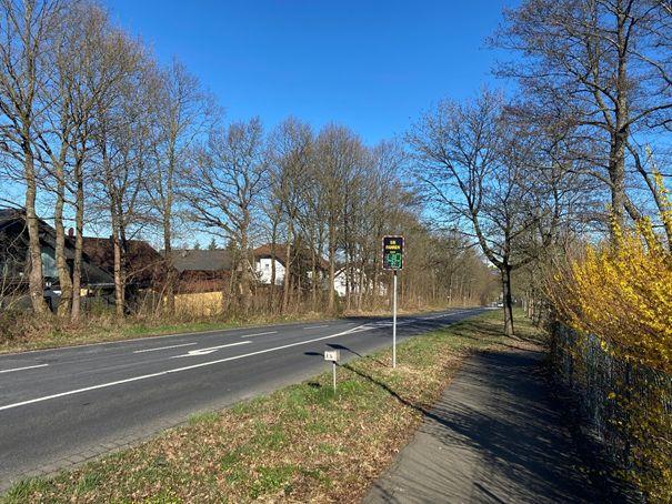 Hachenburg: Weitere Geschwindigkeitsmesstafeln angeschafft