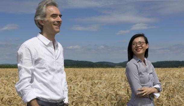 Matthias Messmer und Hsin-Mei-Chuang sind zu Gast beim Marienthaler Forum. (Foto: privat)