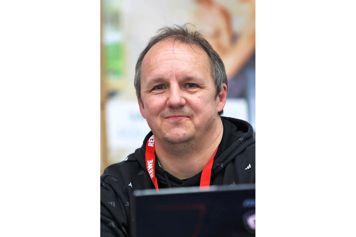 Michel Beautier kommt als Scout zum VC Neuwied