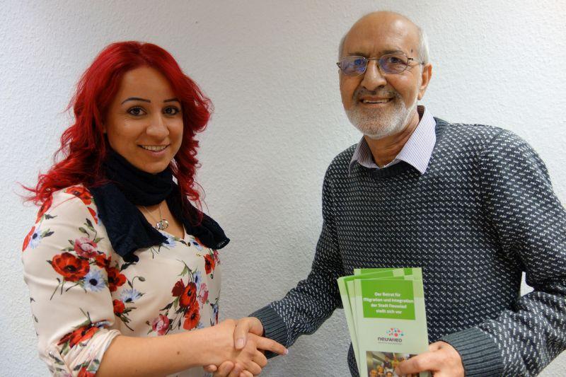 Migrationsbeirat: Neues Mitglied verpflichtet
