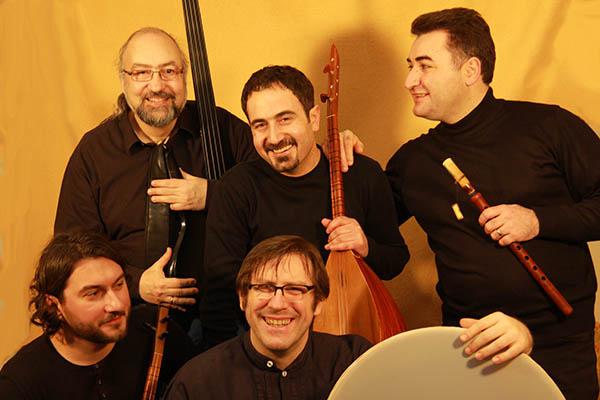 Mikail Aslan Ensemble. Fotos: Veranstalter