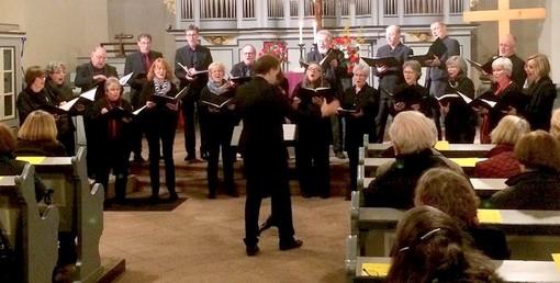 Musik f�r Kammerchor: Oberhessisches Vokalensemble kommt nach Birnbach