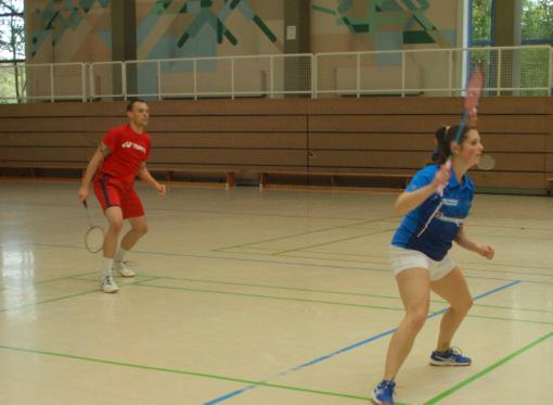 Badminton-Oberliga: BC Smash setzt erstes Zeichen