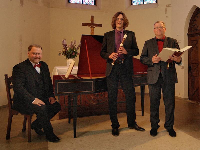 In Montabaur ertönte geistliche Abendmusik