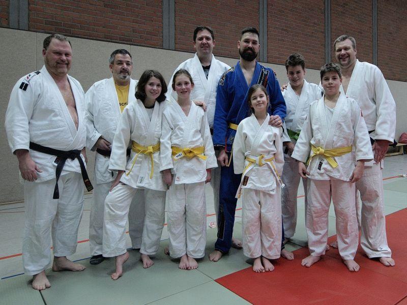 Judo in Montabaur