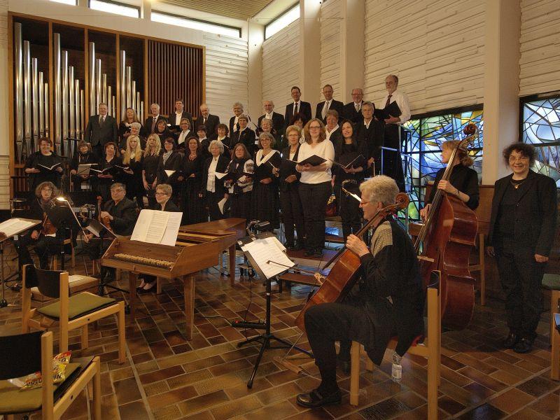 Passionskonzerte Montabaurer Kantorei und Cappella Taboris