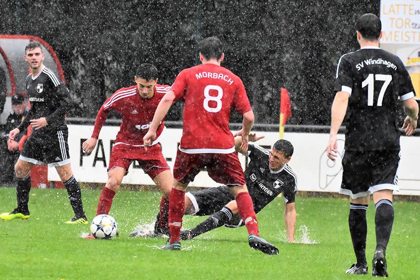 SV Windhagen unterliegt 7:0 gegen SV Morbach