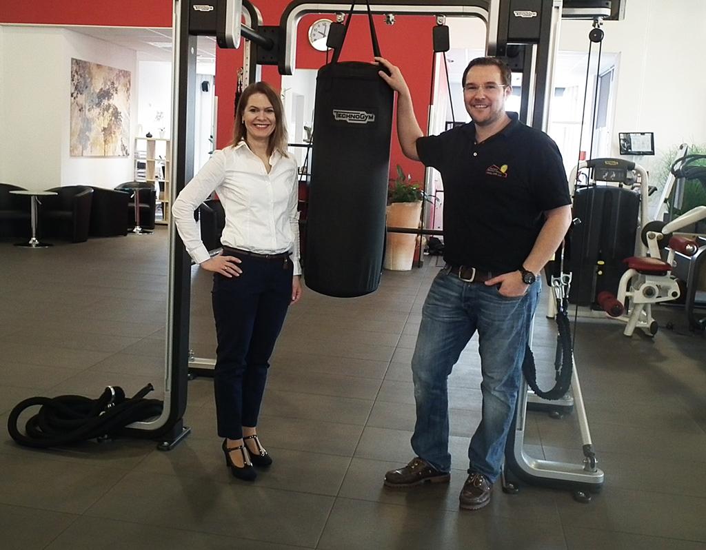 Gerhard Buchen GmbH kooperiert mit Motionsport Fitness Club
