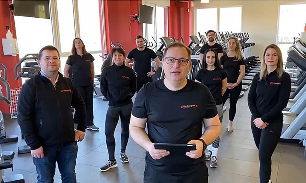 Motionsport Fitness Club reagiert auf Corona-Pandemie