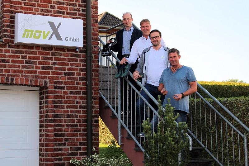 Wissener Startup �movX� analysiert und bewertet Bewegungsmuster