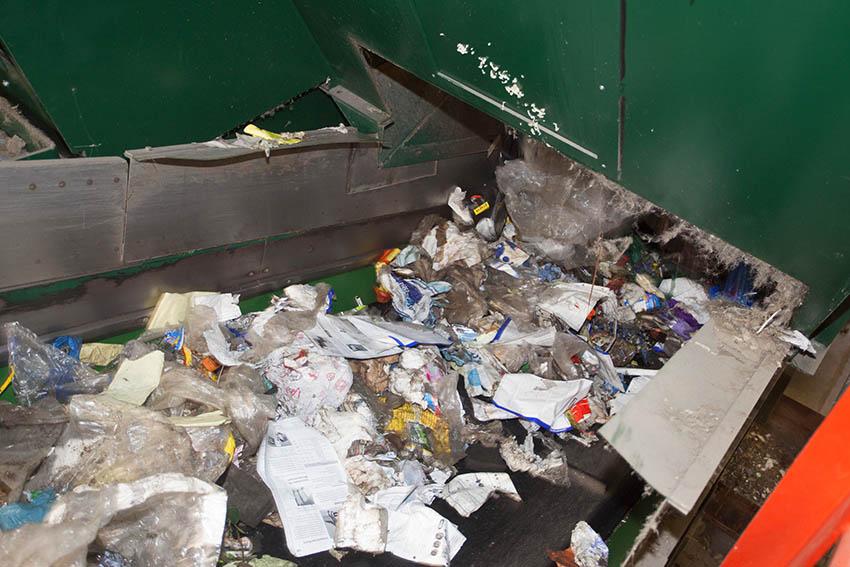 Symbolbild Müllabfuhr
