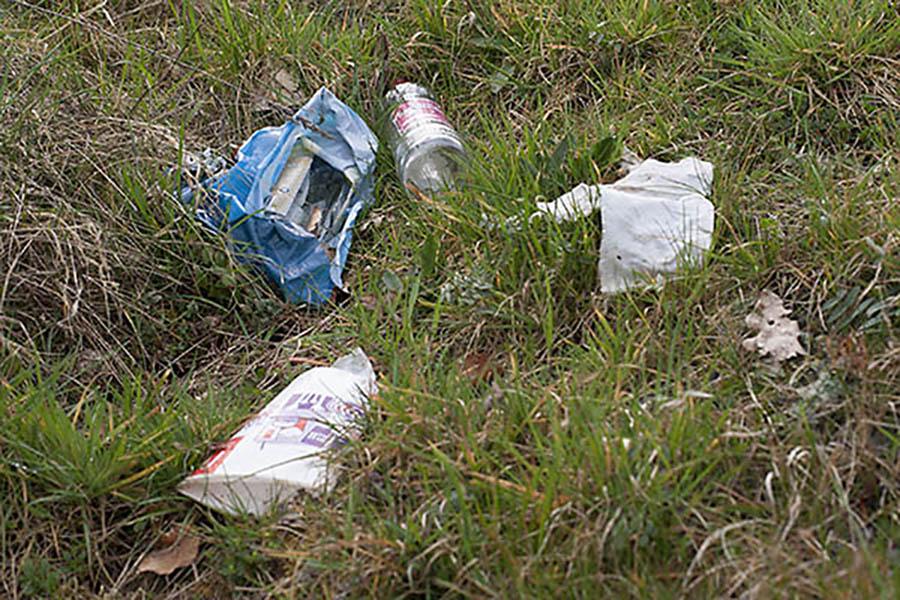 """Aktion """"Müll weg"""" in und um Puderbach"""