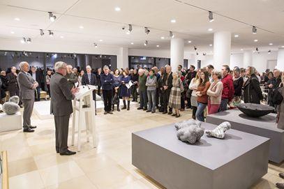 Ausstellung �Keramikzentrum H�hr-Grenzhausen� in M�nchen