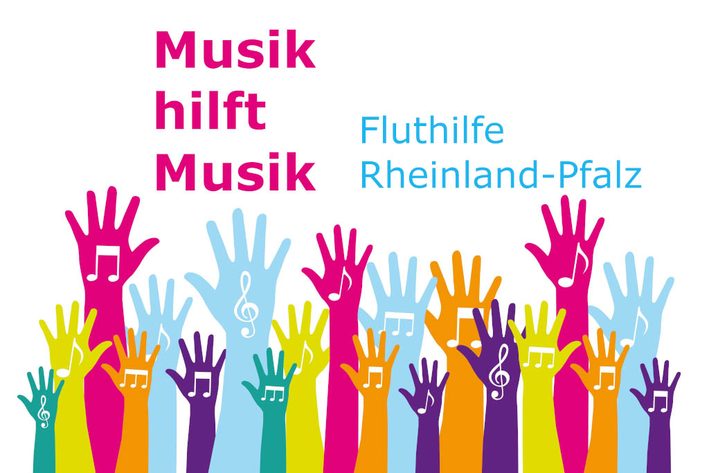 Musik hilft Musik: Landesmusikverband startet Spendenaktion für Flutopfer