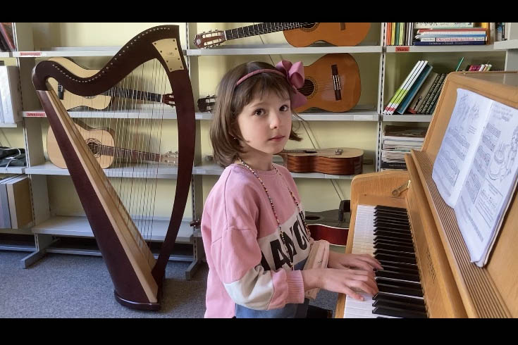 Osterhasen-Aktion von Bündnis für Familie und Musikschule