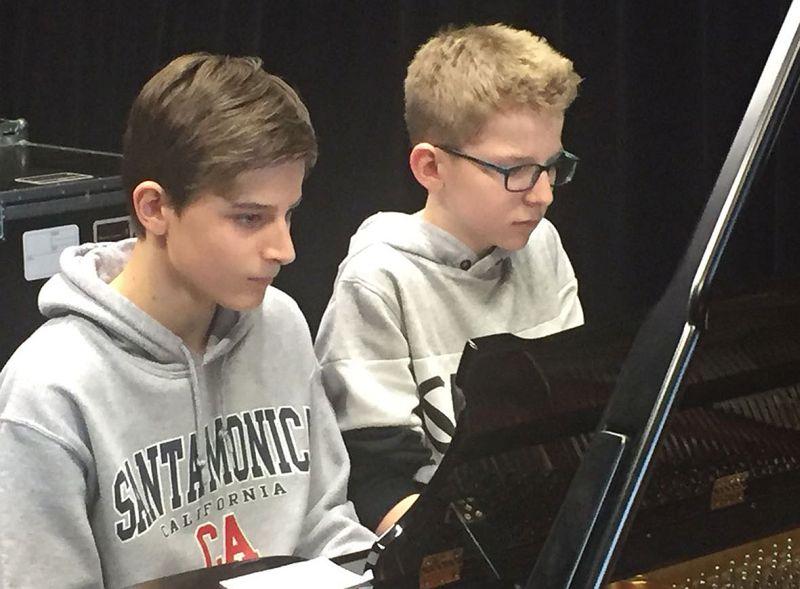 Schüler der Musikschule sehr erfolgreich im Landeswettbewerb