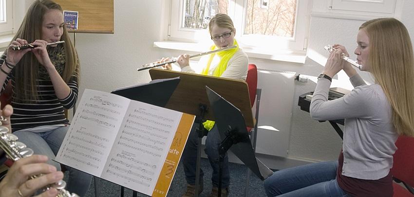 Neues Schuljahr an der Kreismusikschule beginnt