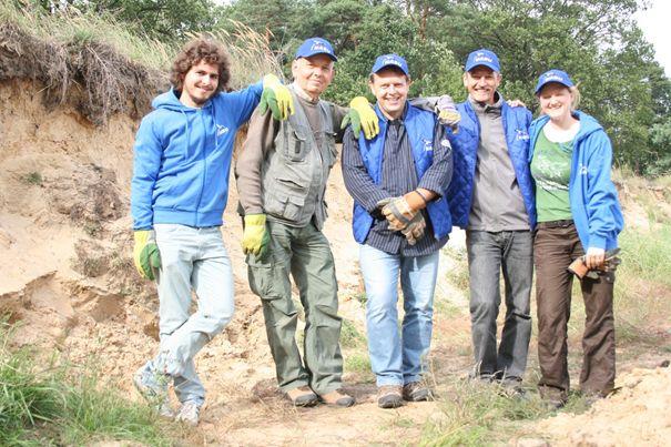 Naturschutz praktisch – Die Freiwilligentage des NABU Rhein-Westerwald