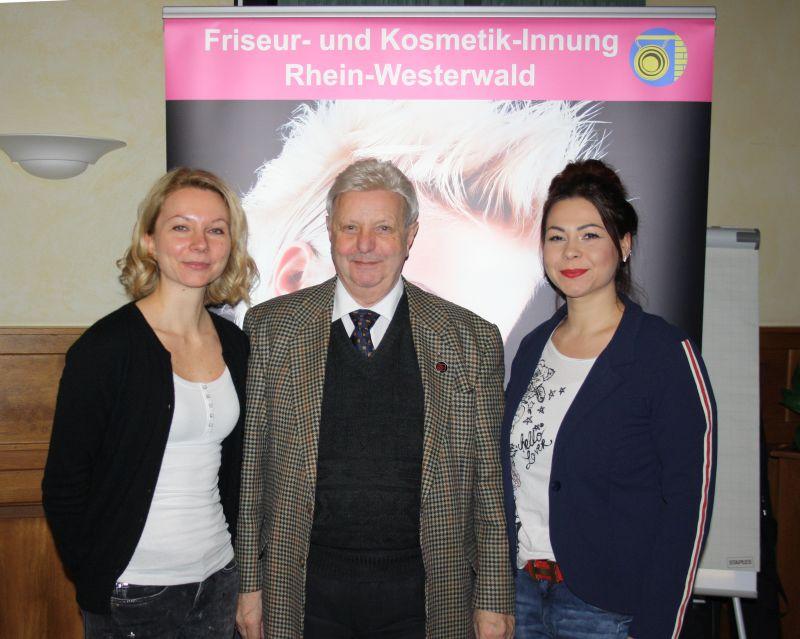 Sandra Schlotter ist neue Obermeisterin der Friseure