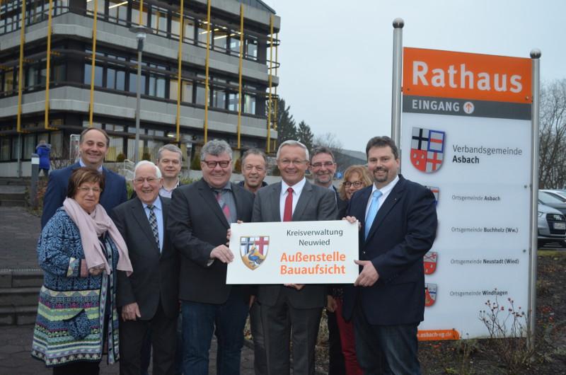 VG Asbach erhält Außenstelle der unteren Bauaufsichtsbehörde