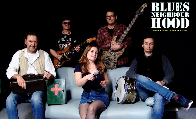 Bluesband bereichert Musik-Picknick in den Goethe-Anlagen