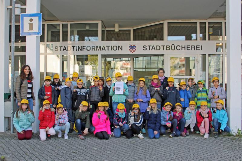 Aegidienberger Grundschulkinder aktiv für Klimaschutz