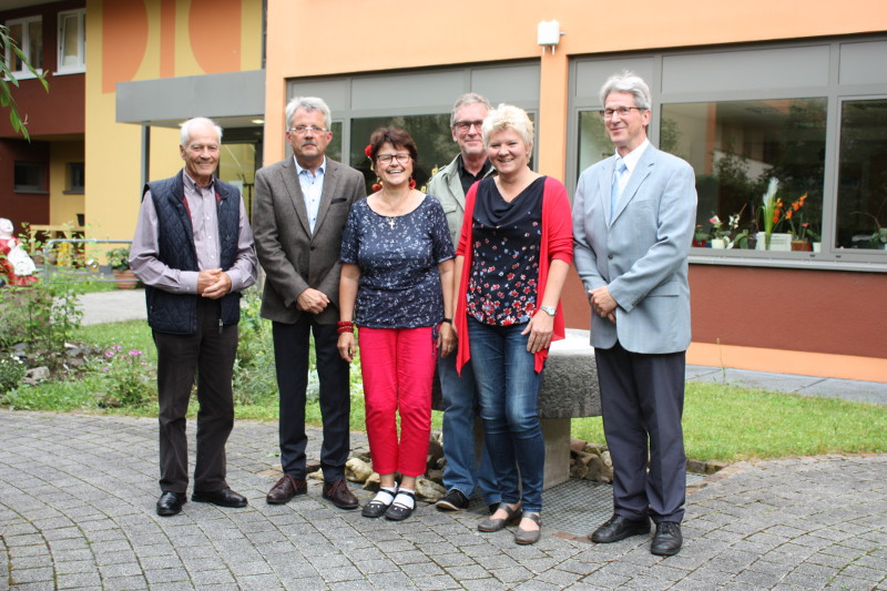 Vorstand des Neuwieder Hospizvereins wurde gewählt