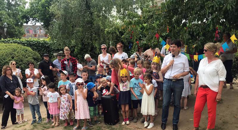 25 Jahre Heddesdorfer Kinderburg