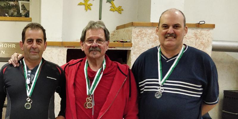 Neuwieder SG gewinnt auf Landesmeisterschaft Edelmetall