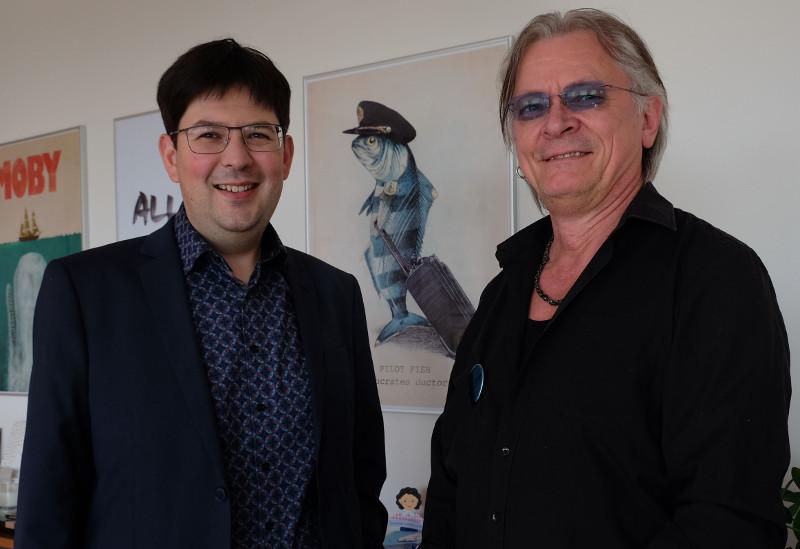 Organisator spricht mit Bürgermeister über NRheinRocks-Zukunft