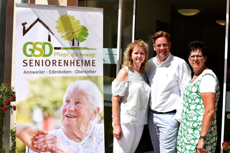 Senioren feiern 25 Jahre Residenzen