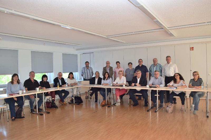 Sozialausschuss besprach aktuelle soziale Themen