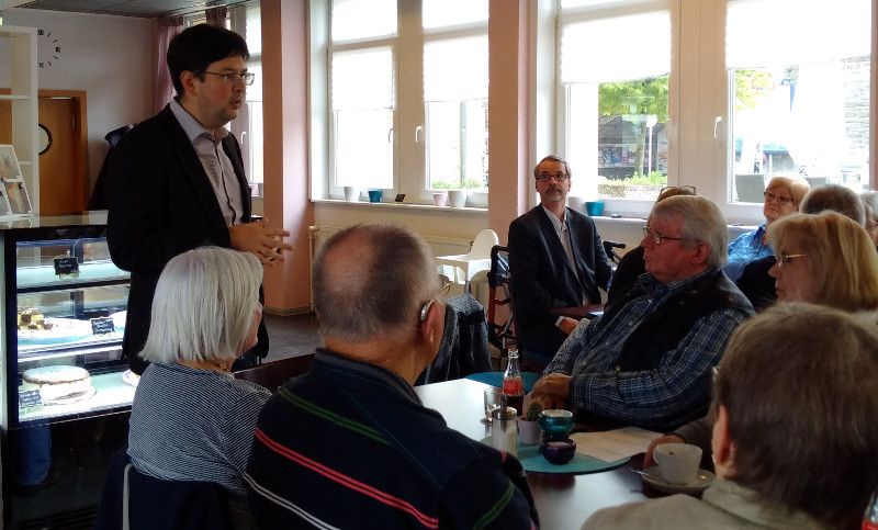 VdK Heddesdorf traf sich zum Ortsverbandstag