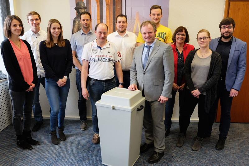 Briefwahlbüro der Stadt Neuwied öffnet am 29. April