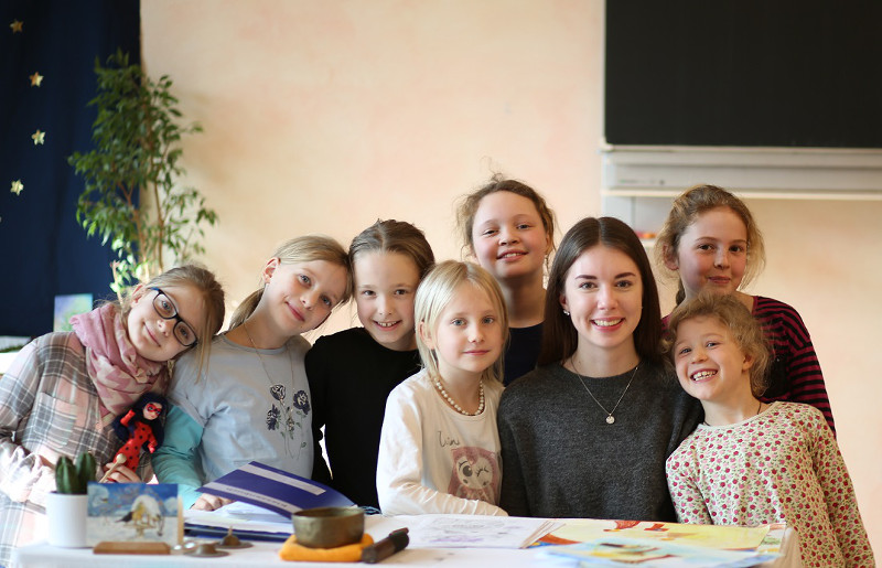 Freiwilliges soziales Jahr an der Waldorfschule Neuwied