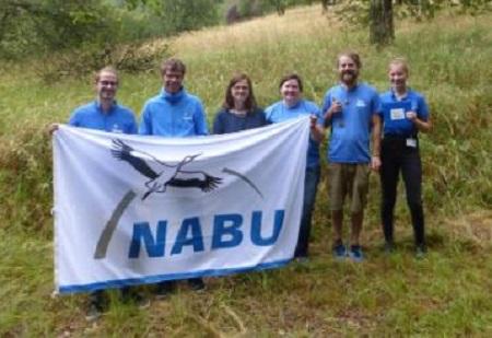 Ab Montag werben Studenten und Studentinnen für eine Mitgliedschaft im Naturschutzbund Deutschland (Foto: NABU)