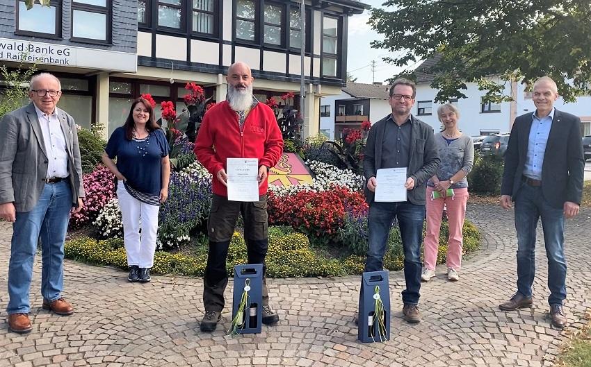 Ausbildung zum zertifizierten Natur- und Landschaftsführer Westerwald