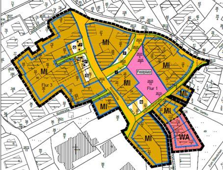 """Bebauungsplan """"Ortsmitte"""" der Ortsgemeinde Nauort liegt offen"""