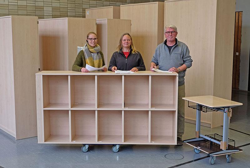 Grundschulen in Neuwied erhalten neues Mobiliar