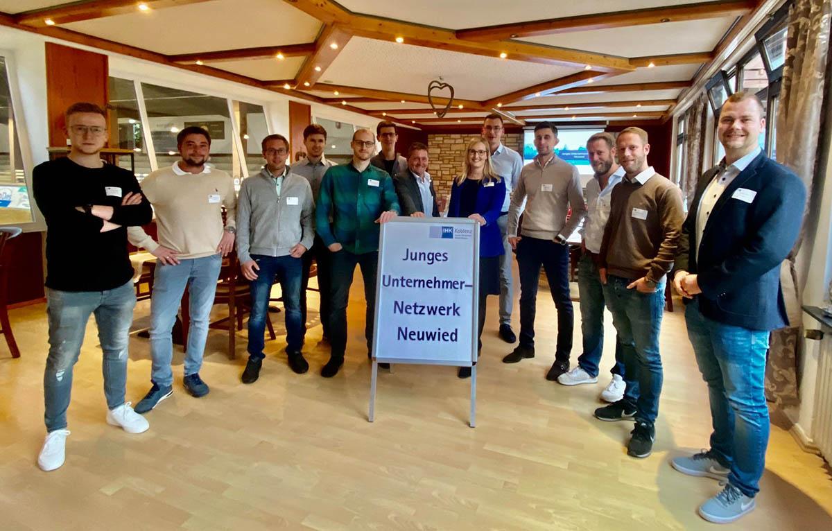 """Neue IHK-Initiative: """"Junges Unternehmernetzwerk Neuwied"""""""