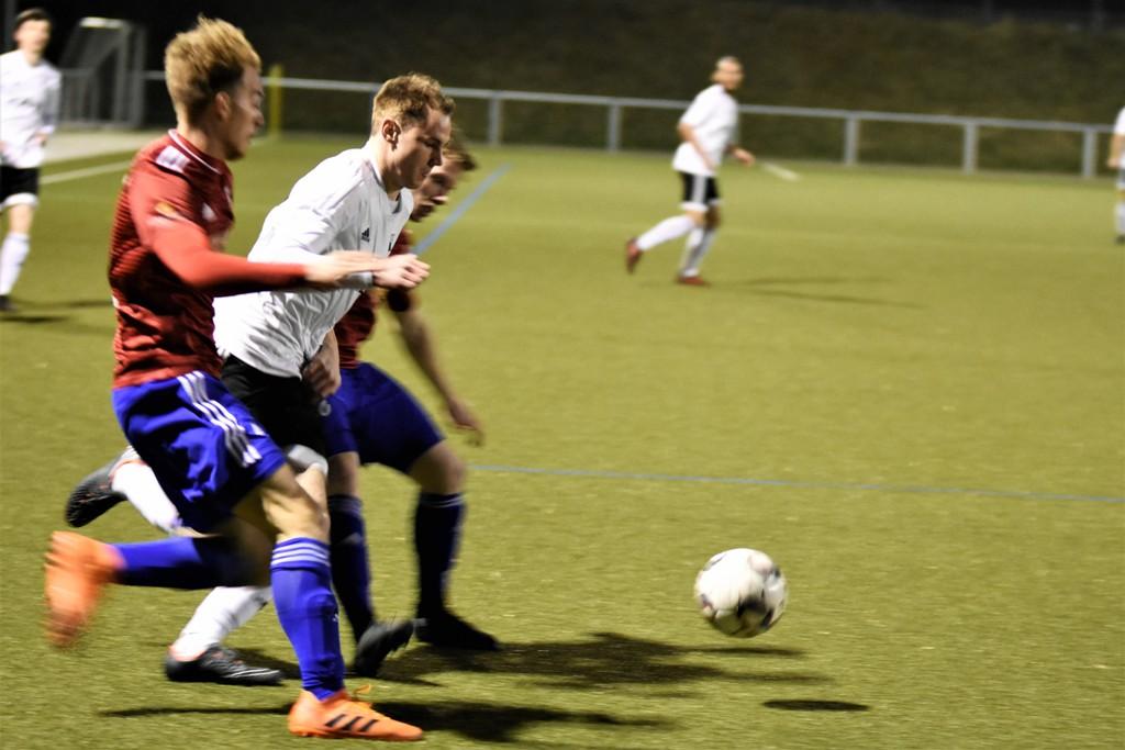 SV Windhagen verliert bei der SG Neitersen in Nachspielzeit