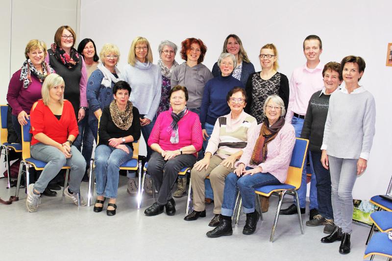 Neujahrsgrüße und Neuigkeiten vom Frauenchor Niedererbach