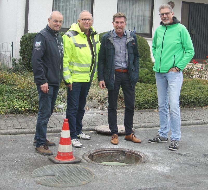 Verbandsgemeindewerke Montabaur testen neues Verfahren zur Kanalschachtsanierung - WW-Kurier - Internetzeitung für den Westerwaldkreis