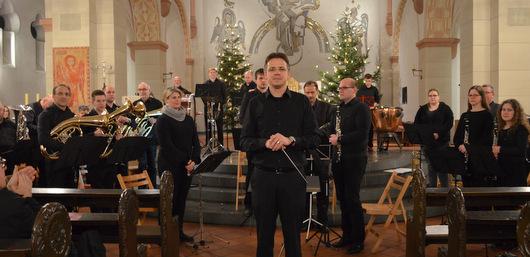 Die Molzhainer Dorfmusikanten laden zum Neujahrskonzert