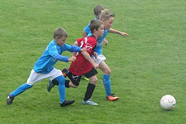 20 Jahre Jugendfu�ballturnier in Neunkhausen